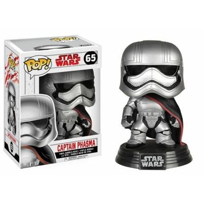 Figurine Star Wars Episode VIII Funko POP! Bobble Head Captain Phasma 9cm