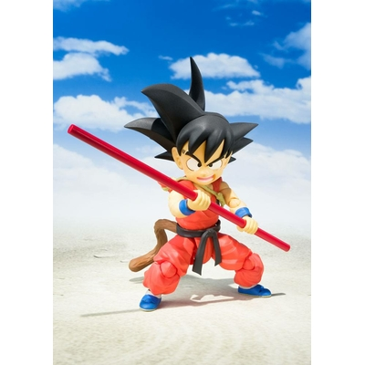 Figurine Dragon Ball S.H. Figuarts Kid Goku 10cm