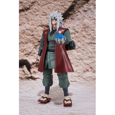 Figurine Naruto SH. Figuarts Jiraiya 17cm