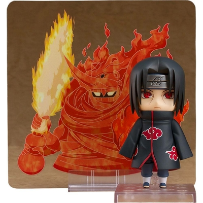 Figurine Naruto Shippuden Nendoroid Itachi Uchiha 10cm
