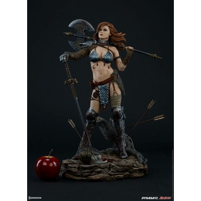 Statuette Red Sonja Premium Format Red Sonja Queen of Scavengers 52cm