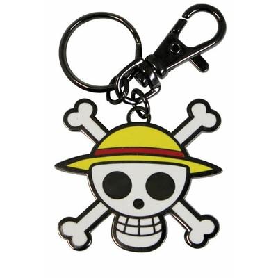"Porte-clés One Piece ""Skull - Luffy"""
