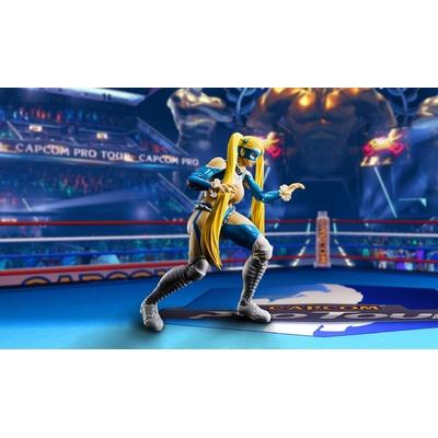 Figurine Street Fighter S.H. Figuarts Rainbow Mika 15cm