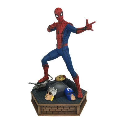 Statuette Spider-Man Homecoming Marvel Premier Collection Spider-Man 30cm