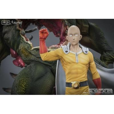 Statue One Punch Man Saitama HQS Tsume 60cm 1001 Figurines 4