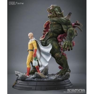 Statue One Punch Man Saitama HQS Tsume 60cm 1001 Figurines 6