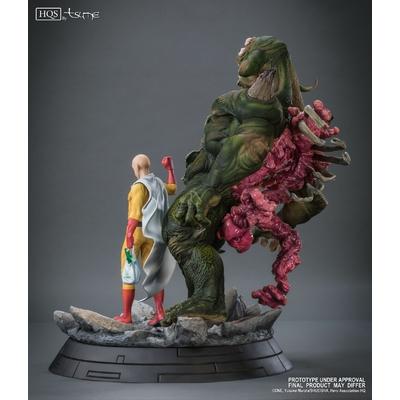 Statue One Punch Man Saitama HQS Tsume 60cm 1001 Figurines 7
