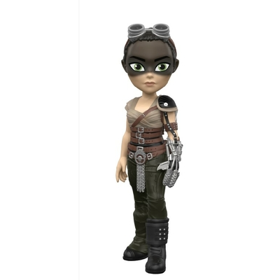 Figurine Mad Max Fury Road Rock Candy Furiosa 13cm