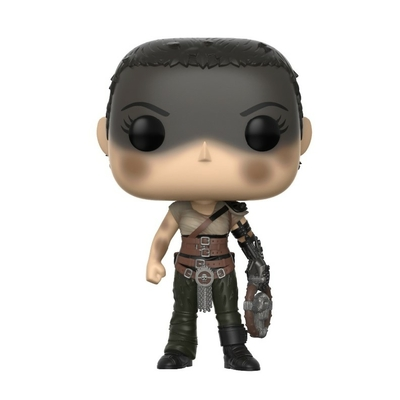Figurine Mad Max Fury Road Funko POP! Furiosa 9cm