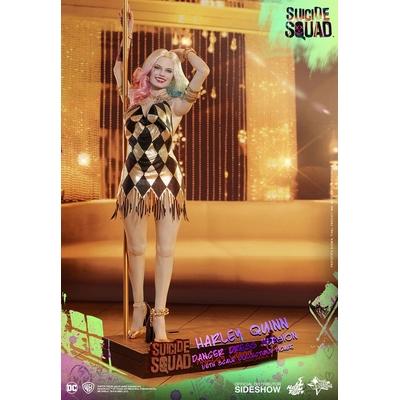 Figurine Suicide Squad Movie Masterpiece Harley Quinn Dancer Dress Version 29cm