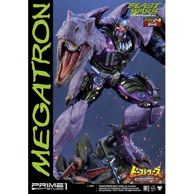 Statue Transformers Beast Wars Megatron 68cm