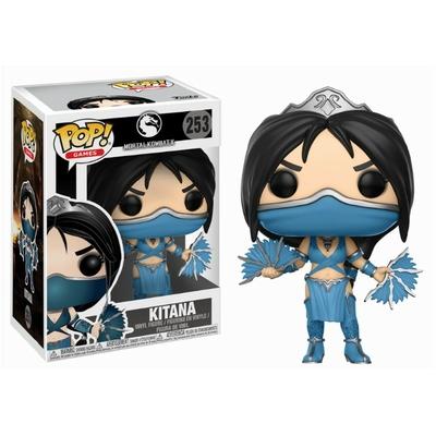Figurine Mortal Kombat Funko POP! Kitana 9cm