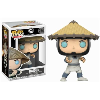 Figurine Mortal Kombat Funko POP! Raiden 9cm