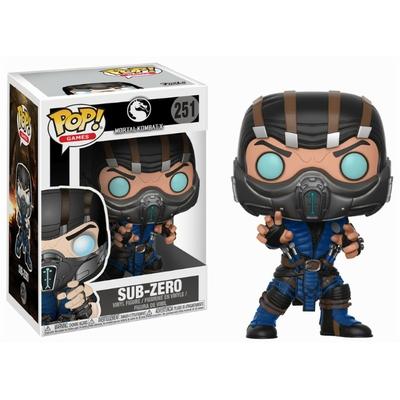 Figurine Mortal Kombat Funko POP! Subzero 9cm