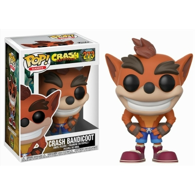 Figurine Crash Bandicoot Funko POP! Crash Bandicoot 9cm