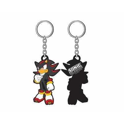 Porte-clés Sonic Shadow