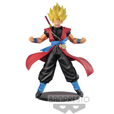 Figurine Super Dragon Ball Heroes Son Goku Super Saiyan Xenoverse 16cm