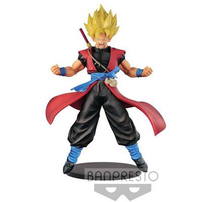 Figurine Super Dragon Ball Heroes Son Goku Super Saiyan Xenoverse 16cm