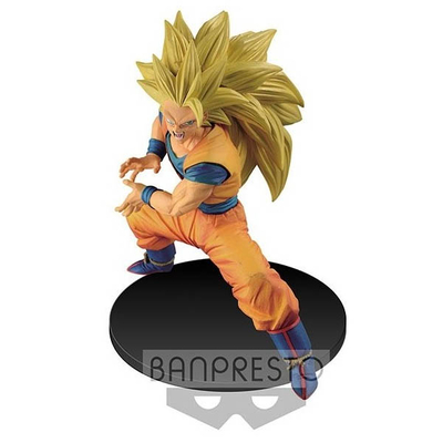 Figurine Dragon Ball Super Son Goku Fes - Super Saiyan 3 Goku 14cm