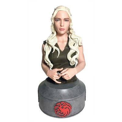 Buste Le Trône de fer Daenerys Targaryen Mother of Dragons 20cm