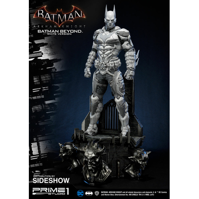 Statue Batman Arkham Knight Batman Beyond White Version 84cm