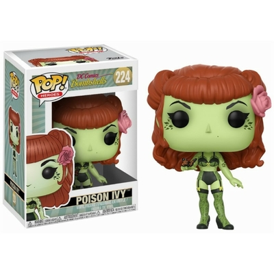 Figurine DC Comics Bombshells Funko POP! Poison Ivy 9cm