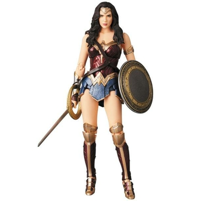 Figurine Justice League Movie MAF EX Wonder Woman 16cm