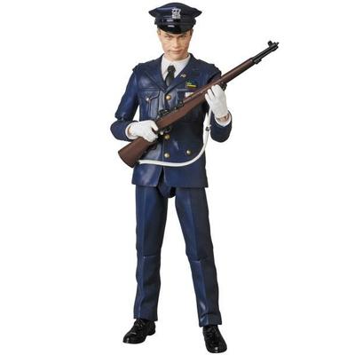 Figurine The Dark Knight Medicom MAF Joker Cop Ver. 16cm