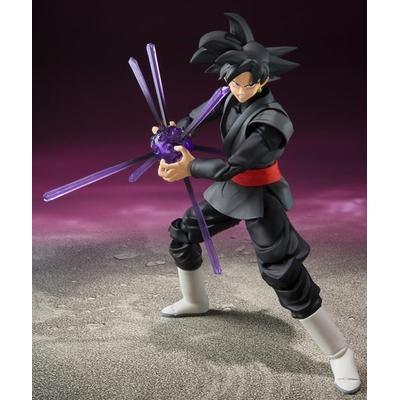 Figurine Dragon Ball Super SH Figuarts Goku Black 17cm
