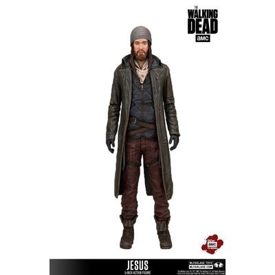 Figurine The Walking Dead Jesus 14cm
