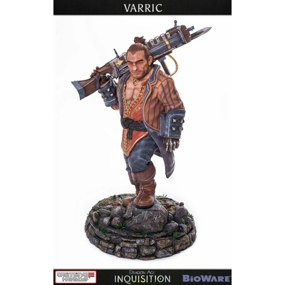 Statue Dragon Age Inquisition Varric 68cm