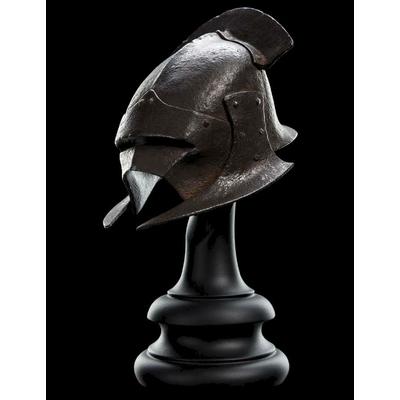 Réplique Le Seigneur des Anneaux Uruk-Hai Swordsman Helm 18cm