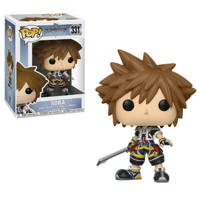 Figurine Disney Kingdom Hearts Funko POP! Sora 9cm