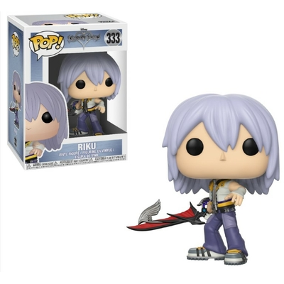 Figurine Disney Kingdom Hearts Funko POP! Riku 9cm