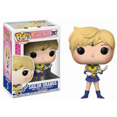 Figurine Sailor Moon Funko POP! Sailor Uranus 9cm