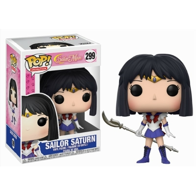 Figurine Sailor Moon Funko POP! Sailor Saturn 9cm