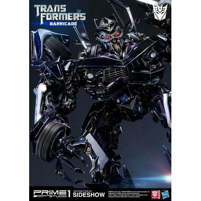 Statue Transformers Barricade 76cm