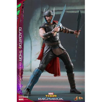 Figurine Thor Ragnarok Movie Masterpiece Gladiator Thor 32cm