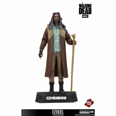 Figurine The Walking Dead Ezekiel 18cm