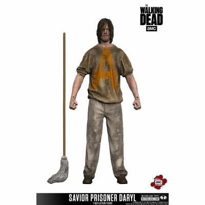 Figurine The Walking Dead Savior Prisoner Daryl 18cm