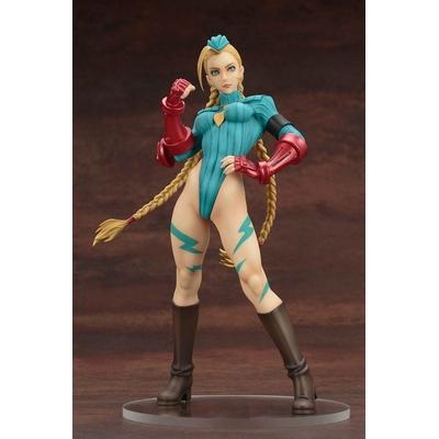 Statuette Street Fighter Bishoujo Cammy Alpha Costume 23cm