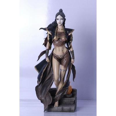 Statuette Fantasy Figure Gallery Dead Moon Web Exclusive 54cm