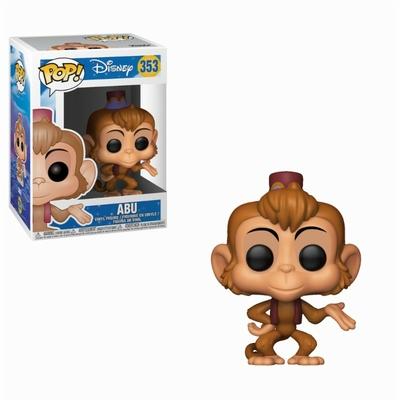 Figurine Aladdin Funko POP! Abu 9cm