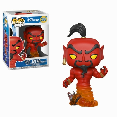 Figurine Aladdin Funko POP!  Red Jafar As Genie 9cm
