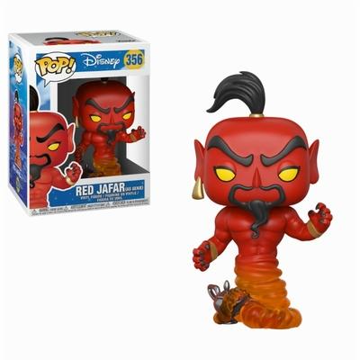 Figurine Aladdin Funko POP!  Red Jafar As Genie 9cm