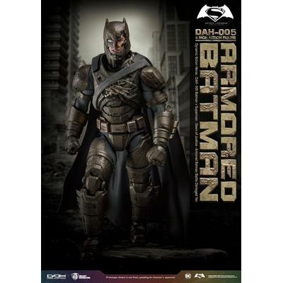 Figurine Batman v Superman Dynamic 8ction Heroes Armored Batman Battle Damage Ver. 20cm
