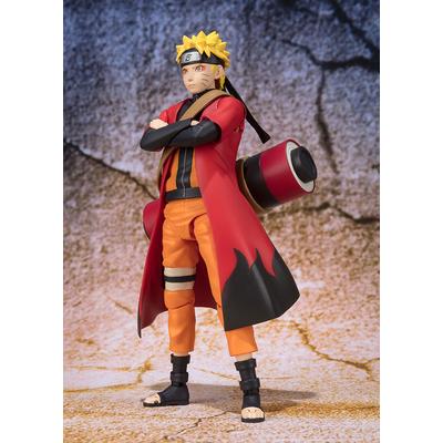 Figurine Naruto S.H. Figuarts Naruto Uzumaki Sage Mode Advanced Ver. 14cm