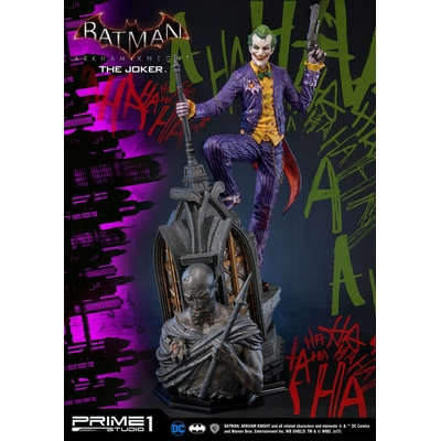 Statue Batman Arkham Knight The Joker 84cm
