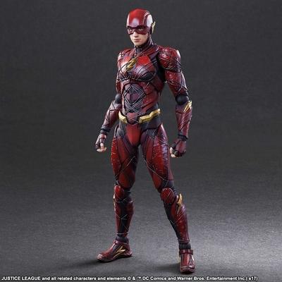 Figurine Justice League Play Arts Kai The Flash 25cm
