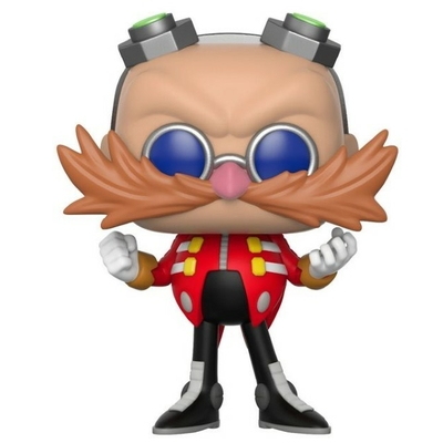 Figurine Sonic The Hedgehog Funko POP! Dr. Eggman 9cm